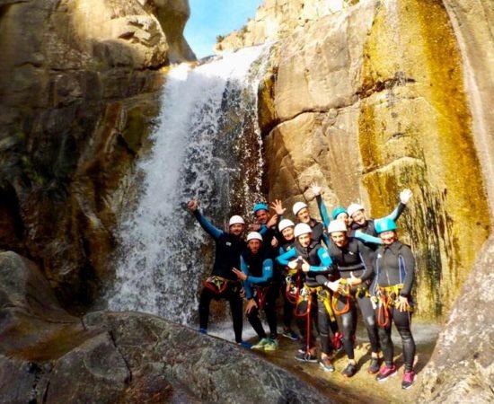 Canyoning du Haut Chassezac en Vidéo
