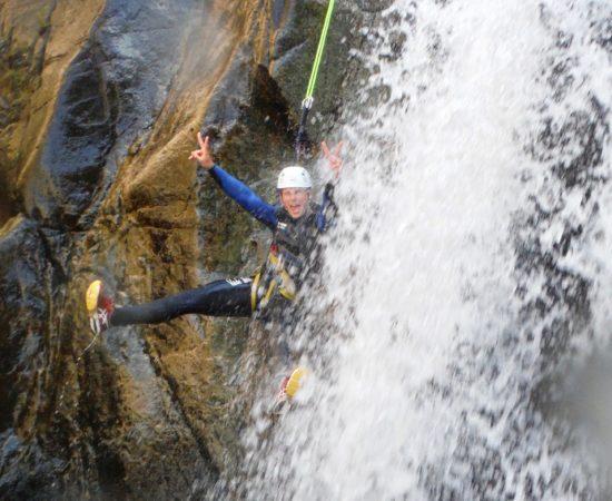 Canyoning du Chassezac en Vidéo