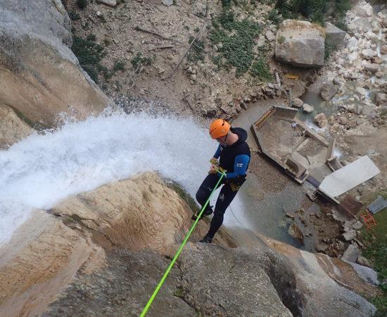 Le Top 5 des Canyons à Grenoble