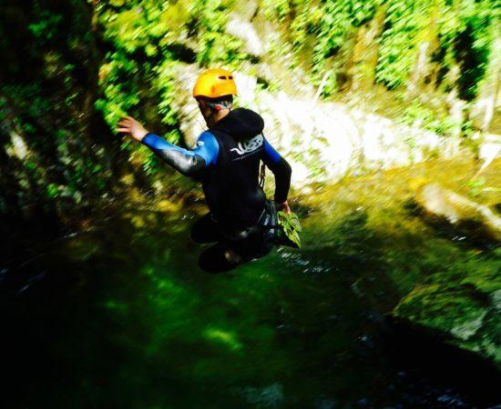 Canyoning Ardèche – Vidéo de Canyon de la Borne