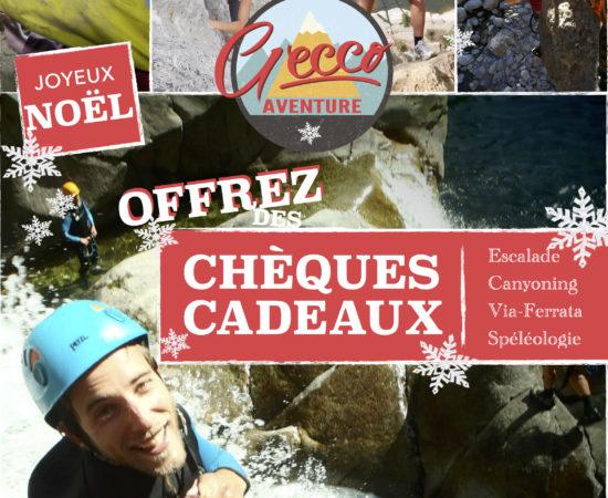 Retrouvez les chèques cadeaux Gecco à Espace Montagne Grenoble