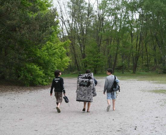 Camp 4 Fontainebleau 2014