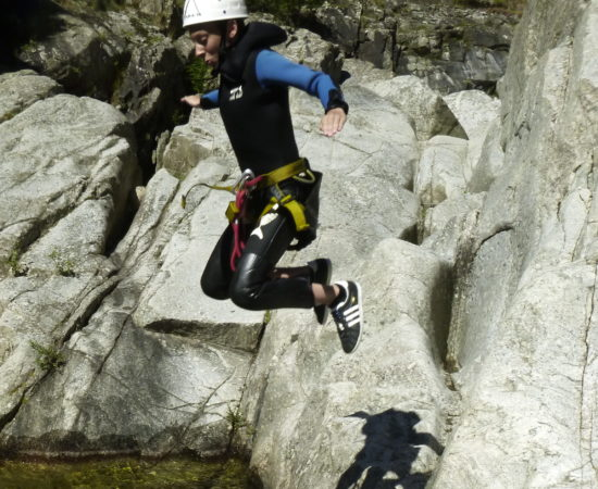 Où faire du Canyon en Ardèche ?