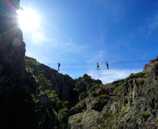 Activités d'Hiver en Ardèche !