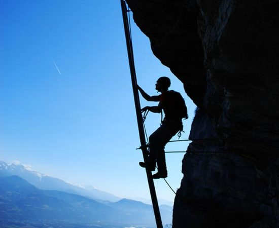 Where to do Via Ferrata between Grenoble and Chambery ?